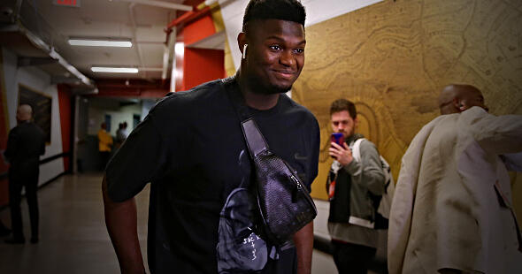 Chris Webber Doesn't Believe that Zion Williamson is Really Injured