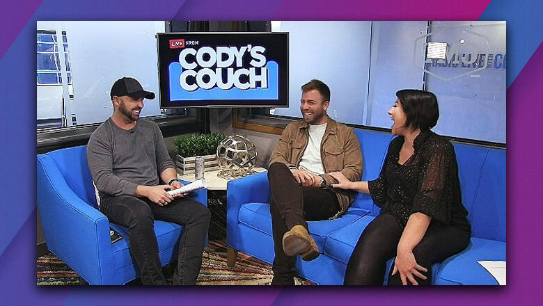 Cody's Couch: Teddy Robb, Baseball Chatter, & Pillow Talk