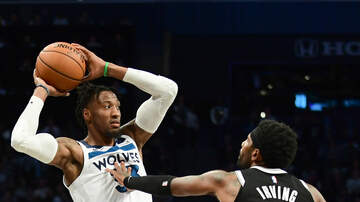Wolves Blog - Irving has 50 points in Brooklyn debut, Nets fall to Wolves | KFAN 100.3 FM
