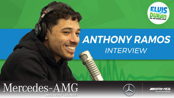 Elvis Duran - Anthony Ramos Explains The Power Of Showing Vulnerability