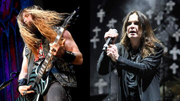 Maria Milito - Zakk Wylde Didn't Do Anything On Ozzy Osbourne's New Album