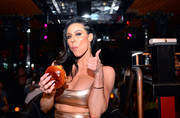 Adult Film Star Kendra Lust Celebrates Birthday Party At Crazy Horse 3 In Las Vegas