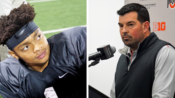 Lori Schmidt - AUDIO: Justin Fields and Ryan Day Talk About Wisconsin