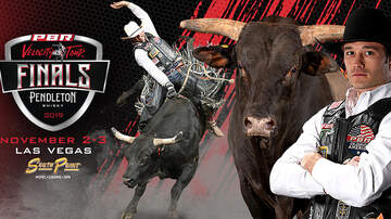 Buzzing Vegas - PBR Pendleton Whisky Velocity Tour Finals at South Point Arena