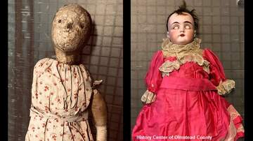 Coast to Coast AM with George Noory - Museum Looks to Crown 'Creepiest Doll'