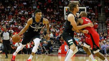 Bucks - Bucks rally to defeat Rockets in season opener 117-111