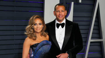 Sisanie - Jennifer Lopez and Alex Rodriguez Donate Year's Worth Of Food To School