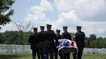 The Wake Up Show - Public Needed To Honor Veteran At Funeral