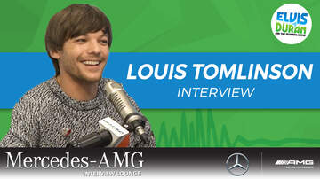 Elvis Duran - Louis Tomlinson Says Touring Solo Is The Moment He's Been Waiting For