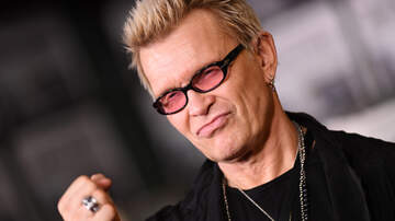 Jim Kerr Rock & Roll Morning Show - Billy Idol Says He Got His First Gig In A Band Because He Attracted Women