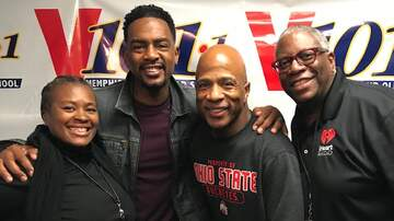 Mike Evans and The Memphis Morning Show - Comedian/Actor BillBellamy