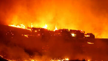 Breaking News - California wildfires continue to grow