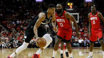 Bucks - Highlights: Bucks 117, Rockets 111