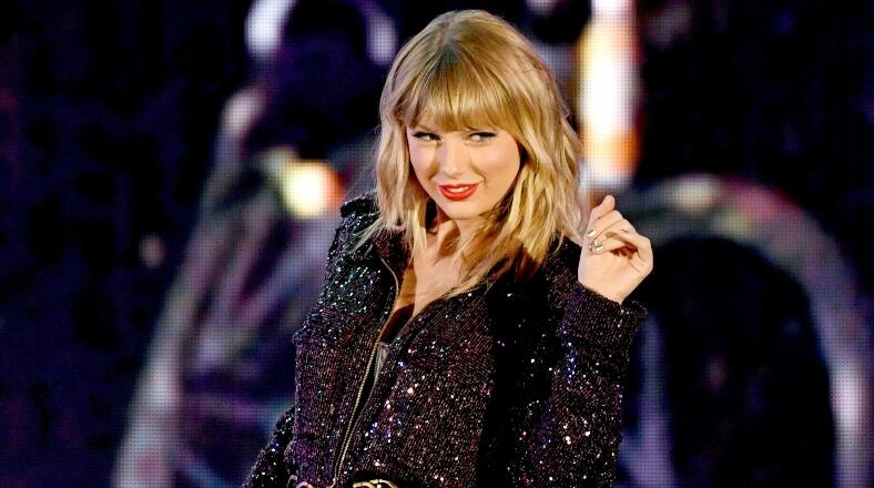 Taylor Swift Wrote Lyrics To A New 'CATS' Song On The Spot: Hear A Snippet