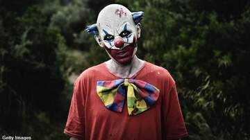 Coast to Coast AM with George Noory - British Man Faces Down Creepy Clown