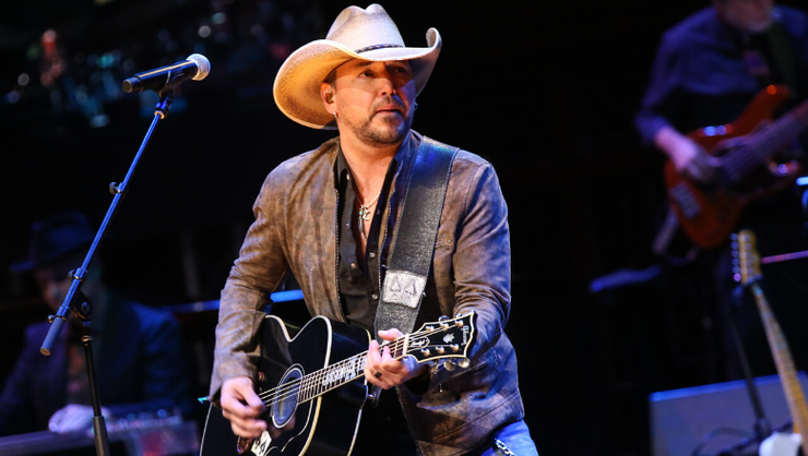 Jason Aldean Drops New Song 'Camouflage Hat' Off Upcoming Album