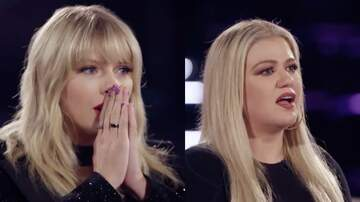 Entertainment News - Taylor Swift & Kelly Clarkson Moved To Tears Over 'Voice' Singer's Story