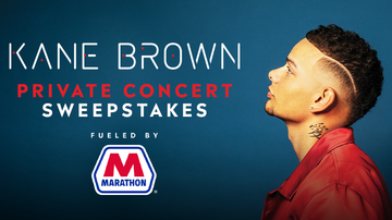 Contest Rules - Kane Brown Private Concert Sweepstakes Fueled by Marathon Rules