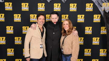 Photos - Marilyn Manson Meet and Greet at Freakers' Ball