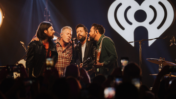 iHeartRadio Live - Old Dominion Talks New Album, Upcoming Tour And CMA Awards Nomination