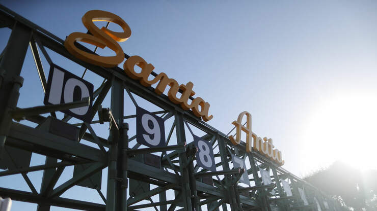 Santa Anita Park to Serve as Voting Center for First Time