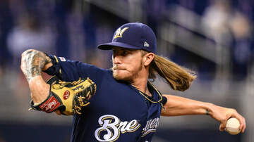 Brewers - Josh Hader wins NL Reliever of the Year Award