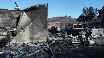 Breaking News - California Braces For High Winds, Power Outages As Wildfires Rage