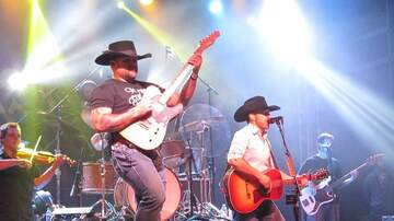 Austin James - Aaron Watson and Kyle Parks at Texas Club 10.25.19