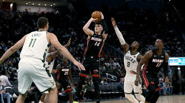 Bucks - Heat rally from down 21 to beat Bucks 131-126 in overtime