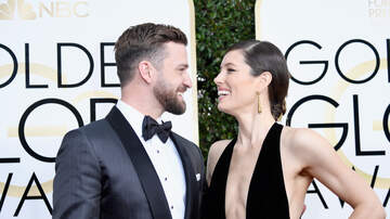 image for Jessica Biel went as NSYNC era Justin Timberlake for Halloween!