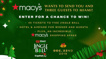 Contest Rules - Macy's Wants To Send You And Three Guests To Miami!