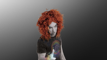 None - Carrot Top at Treasure Island on 3/21!