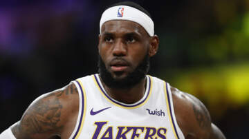 Sports Top Stories - LeBron James Forced To Evacuate After Wildfire Ravages Neighborhood
