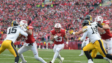 Wisconsin Badgers - Wisconsin-Iowa to kick off at 3 p.m. on November 9