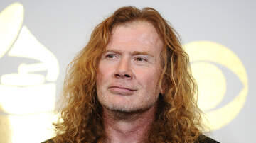 Ken Dashow - Dave Mustaine Is Recovering After Completing Cancer Treatment