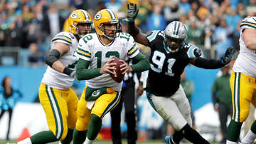 Packers - Packers-Panthers game on November 10 moved to 3:25 p.m. kickoff