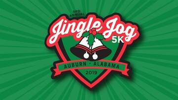 None - Jingle Jog 5K & Santa Stroll Fun Run