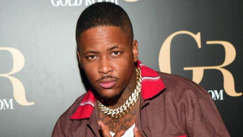 YG Kicks Fan Off-Stage For Refusing To Say 'F**K Donald Trump': WATCH