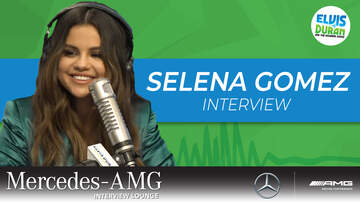 Elvis Duran - Selena Gomez Explains Why She Is Hesitant To Go On Tour