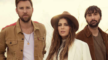 iHeartRadio Live - Lady Antebellum to Celebrate 'Ocean' During Exclusive Album Release Party