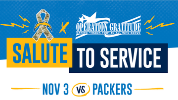 #iHeartSoCal - iHeartMedia LA teams up with Operation Gratitude and LA Chargers