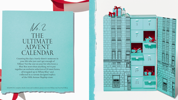 Beth and Friends - Tiffany & Co Is Selling Its First Holiday Advent Calendar For $112,000