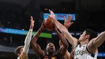 Complete Cavaliers Coverage - Bucks Pull Away Late Against Cavaliers 129-112