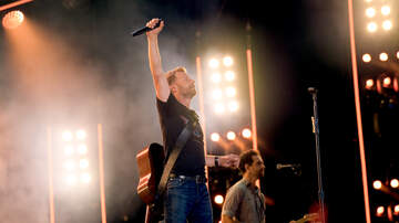 Matt and Aly - Dierks Bentley Debuts T-Shirt for Folds of Honor