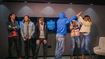 Bobby Bones - LANCO Competes In 'Bobby Feud' To Talk About Their Song, New Tour