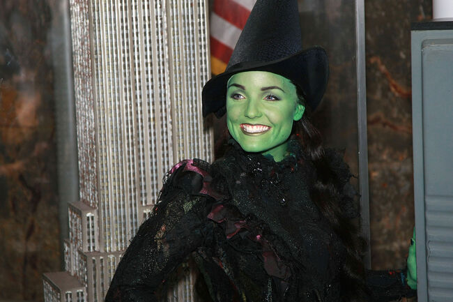 "Empire State Building Lighting Ceremony To Celebrate ""Wicked"""