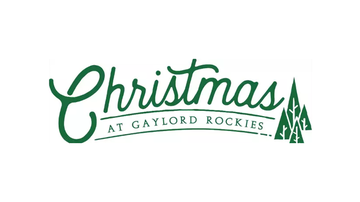 None - Experience Christmas at Gaylord Rockies with 95.7 The Party