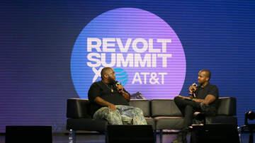 Doc B - Political Content: Killer Mike Talks Politics at The Revolt Summit! (Video)
