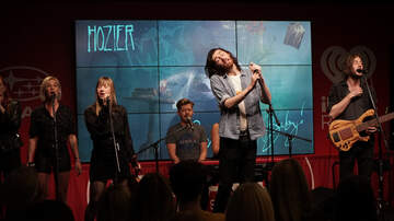 iHeart Sound Space - Hozier Took Us To Church At Our Subaru Sound Space