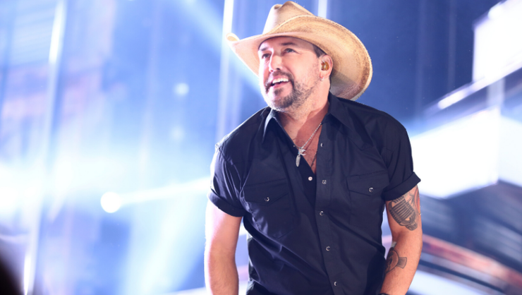 Jason Aldean Is Changing His Diet To Lose Weight And Get Back In Shape
